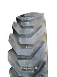4 New Tires 12 16.5 OTR Outrigger 10 Ply Skid Steer Foam Filled on Rim 12x16.5