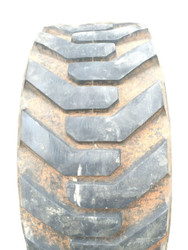 Used Tire 14 17.5 Galaxy Beefy Baby 14 Ply Skid Steer Loader Farm 14x17.5