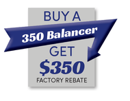 $350 Coats Baseline Mail in Rebate on Tire Balancer 350