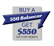 $550 Coats Baseline Mail in Rebate on Tire Balancer 550