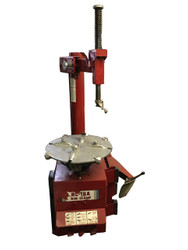 "Used Tire Changer Machine Coats RC-15A Rim Clamp Mechanic 10-21"" 1 HP"