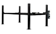 New 4 Post Challenger Lift 7,000 lb CL4P7 7K Mobile Garage Hoist Import