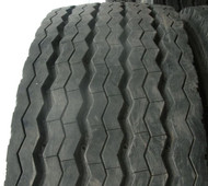 Used Buff Blem Tire 425 65 22.5 Double Coin 20 PLY 165 K 120 psi Semi Truck