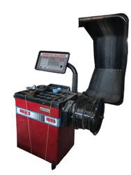Used Tire Balancer Coats 1055 Machine 230V 1 Phase Wheel
