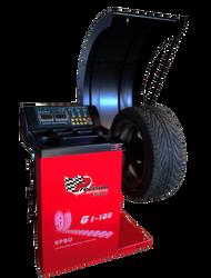 Used Tire Balancer Coseng G1-100 Wheel