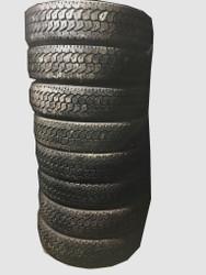 8 New Recap Tires Low Profile 24.5 CSD Drive 275/80R24.5 285/75R24.5 Retread Free Shipping