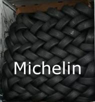 Used Take Off 235 55 20 Michelin Tire P235/55R20