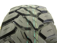 New Tire 33 12.50 17 Kenda Klever MT 10 Ply LRE LT Mud LT33x12.50R17 USAF
