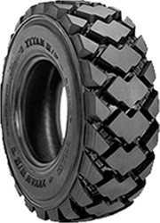 New Tire 12 16.5 Titan H.E. L5 Skid Steer 14 Ply TL Bobcat 12x16.5 NTJ