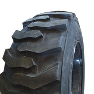 New Skid Steer Tire on Rim 12 16.5 Loadmaxx Directional 12Ply 12x16.5