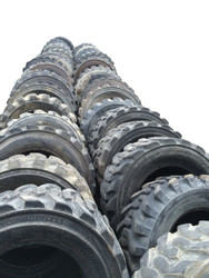 Used Tire 12 16.5 Mixed Brands Average 75% Tread  12x16.5