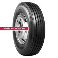 New Tire 11 R 22.5 Ironman 601 Premium Steer 14 Ply Semi 11R 11R22.5 ATD