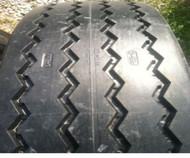 New Recap Tire 11 R 22.5 Tall Trailer A Semi Truck 11R22.5 Retread 0746
