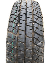 New TakeOff Tire 235 80 17 Michelin LTX AT2 10 Ply All Terrain LRE LT235/80R17 BW