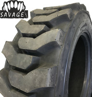 New Tire 10 16.5 Savage HD Premium Skid Steer 12 Ply DeepTread 36/32 10x16.5 PPT