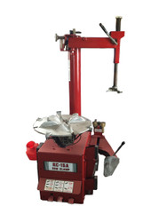 "Used Tire Changer Machine Coats RC-15E Rim Clamp Mechanic 10-21"" 1 HP"