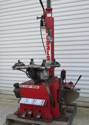 "Used Tire Machine Coats 5030 Changer 10-24"" Rim Clamp"