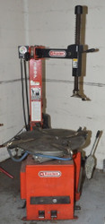 "Used Tire Machine Accuturn Changer 10-22"" Rim Clamp"