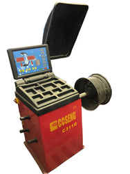 Used Tire Balancer Coseng C311D Machine