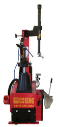 "Display/Demo model Coseng 211B  Tire Machine CPA+HBBC Center Post Mounting Handheld bead blaster 11-23"" Changer"