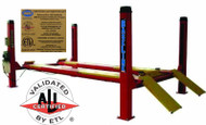 ALI/ETL CERTIFIED New 4 Post Hoist Coats Baseline BL408 8,000 lb Car Truck 8K Lift