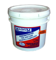 New Magnum Concentrated Tire & Tube Mounting Grease Compound 25 lb Pail Murphys Free Shipping