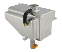 Moroso- 05-up Mustang Coolant Expansion Tank With Overflow