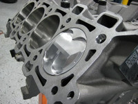 RGR- Coyote Stroker Shortblock 344 Cubic Inches