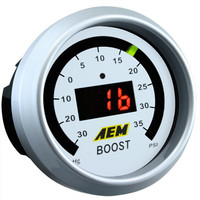 AEM- Electronics Digital Display Boost Gauge