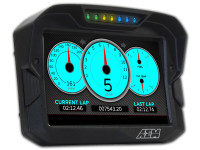 AEM- CD7 Dash W/ G meter  (Logging  + VDM Included)
