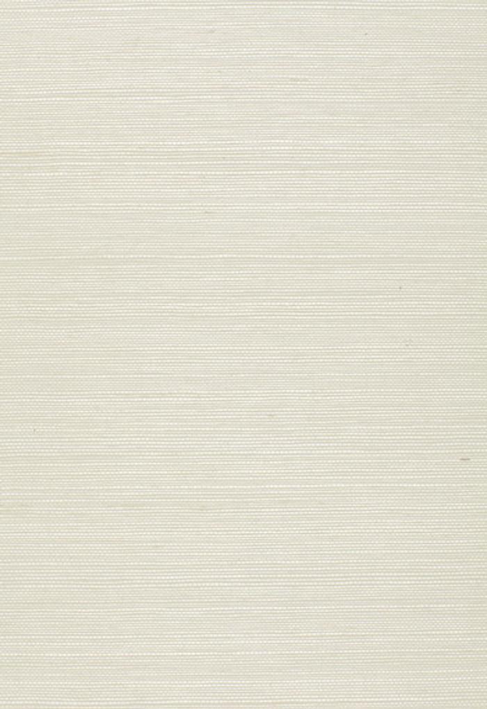 Schumacher Onna Sisal Wallpaper Ivory