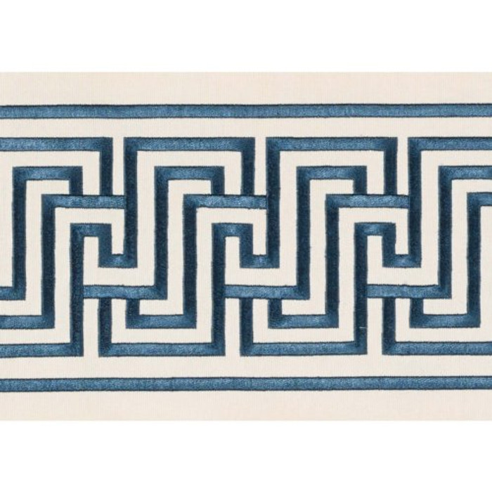 Labyrinth Tape Bleu 66143
