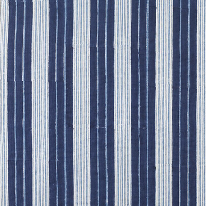 John Robshaw Vintage Stripe Indigo