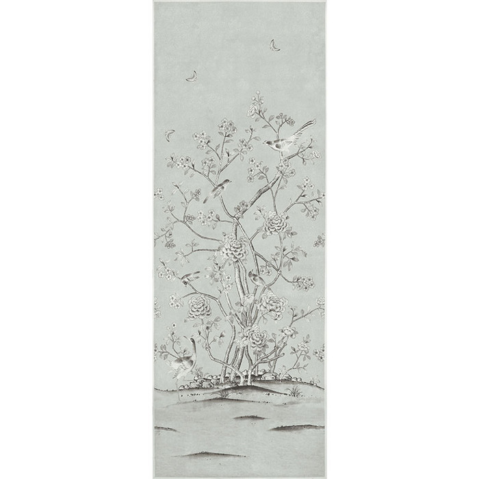 5007125 Chinois Palais Grisaille Wallpaper