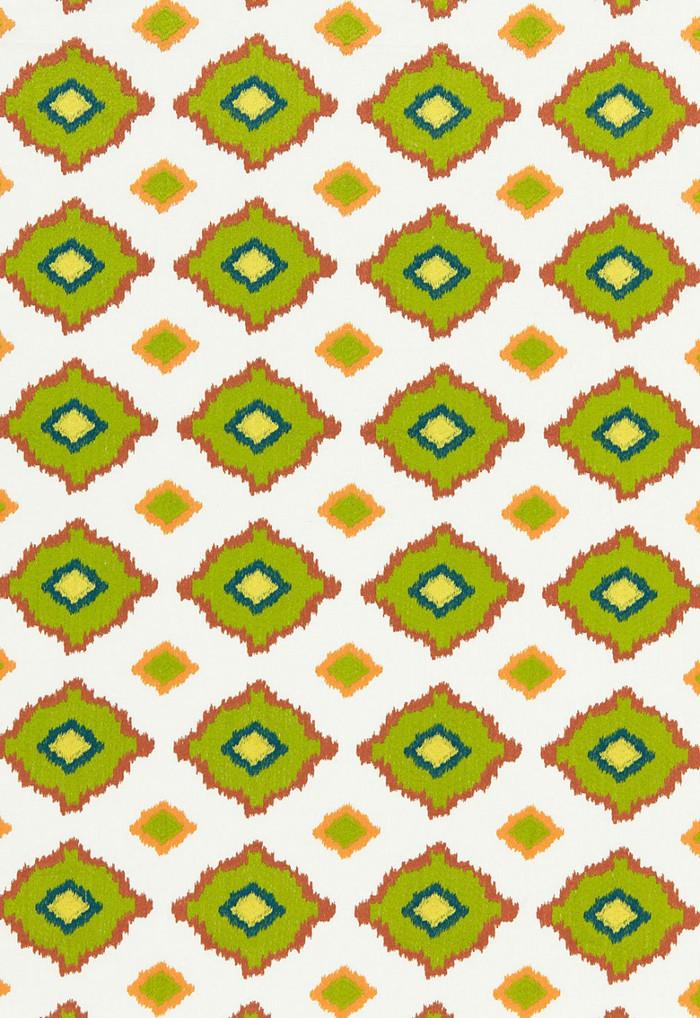 Martyn Lawrence Bullard Sikar Embroidery 65780 Citrus