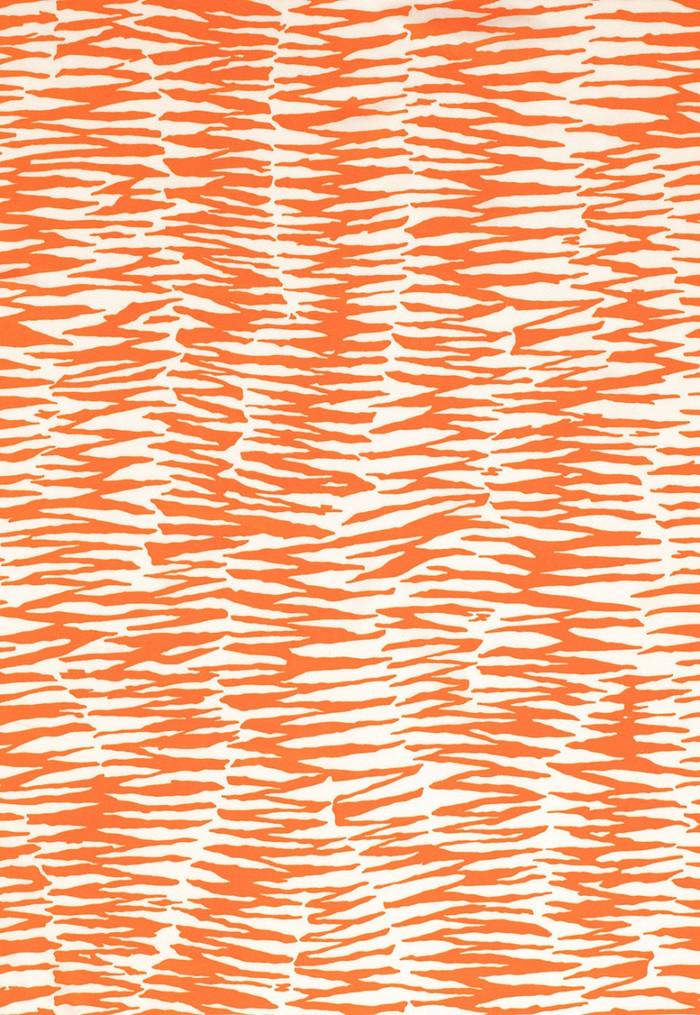 Trina Turk Zebra Print in Orange