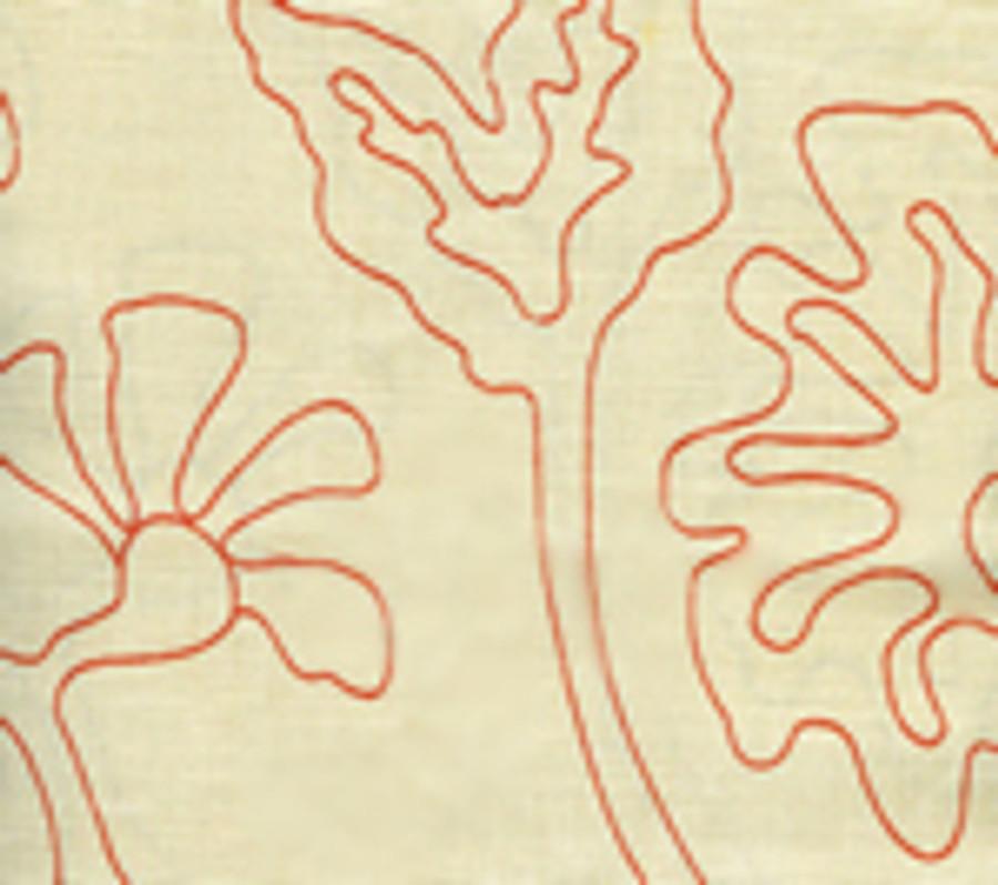 Quadrille's Alan Campbell Potalla Outline Shrimp on Tint
