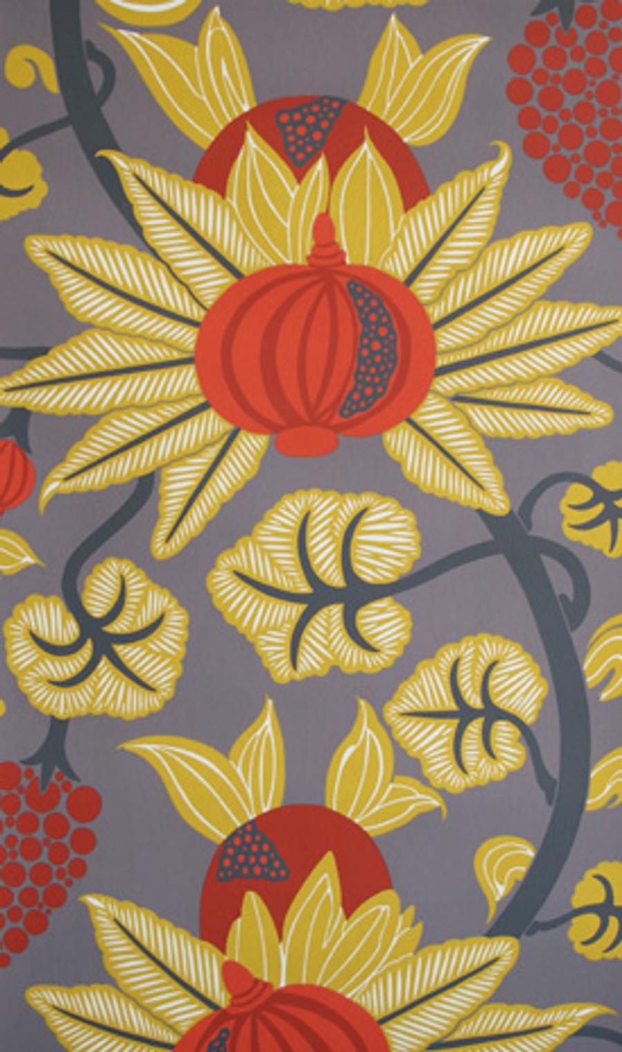 Sariskar Maharani Wallpaper by Osborne & Little 05