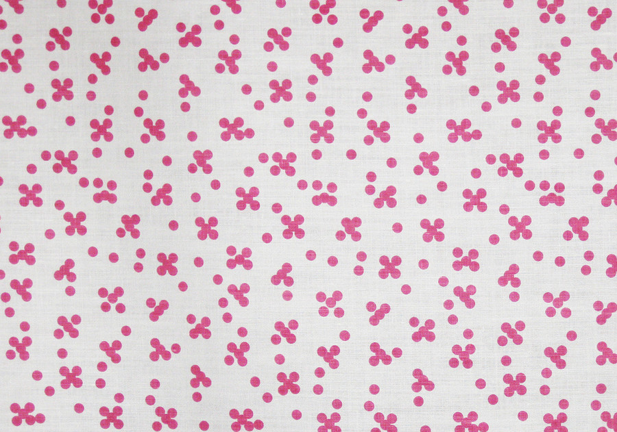 Christopher Farr Pollen in Hot Pink