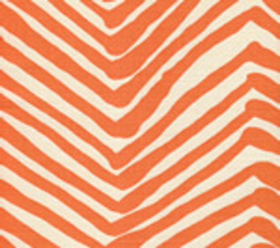 Zig Zag New Orange on Tint AC302 05