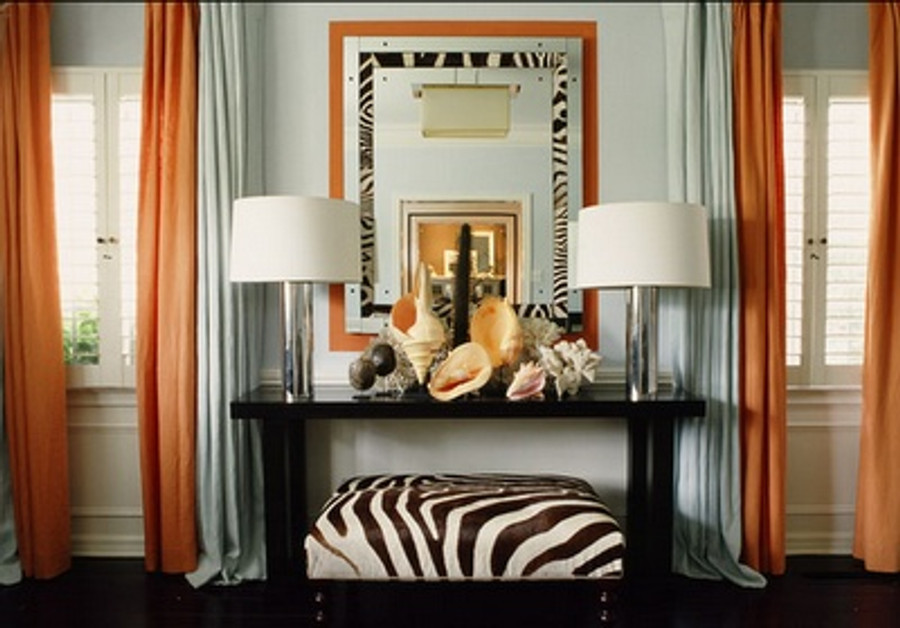 (Room Designed by Mary McDonald)