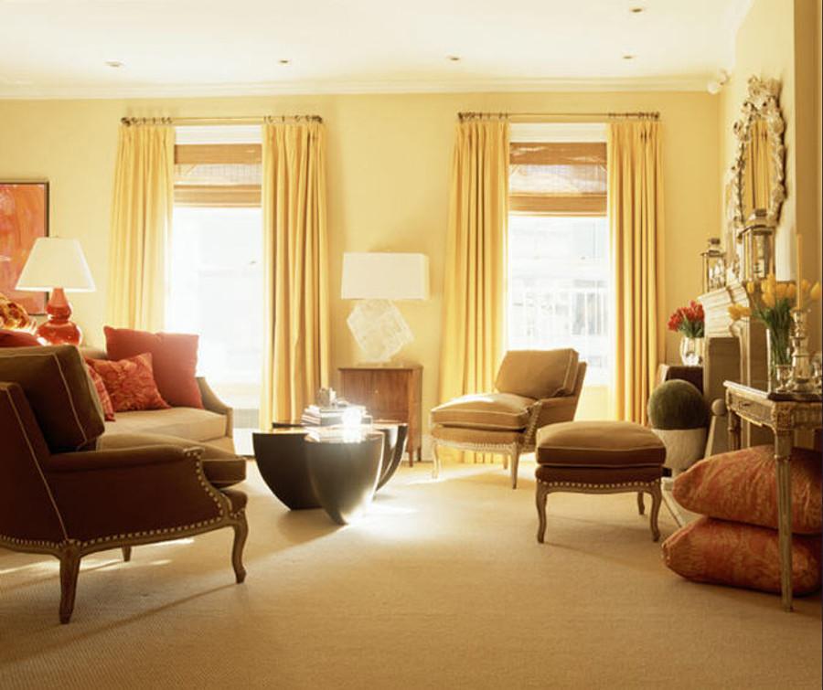 (Room Designed by Amanda Nesbit-House Beautiful)