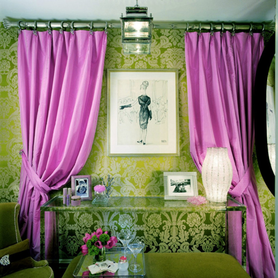 (Room Designed by Amanda Nesbit)