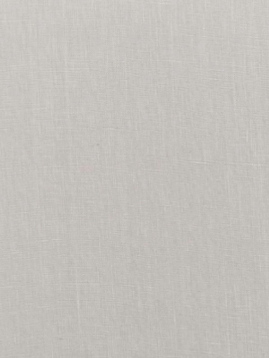 Milan Solid Linen Sterling