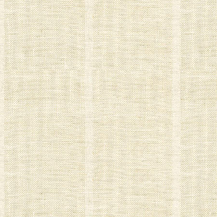 Kravet 3586-1116 Sheer Linen Stripe Off White
