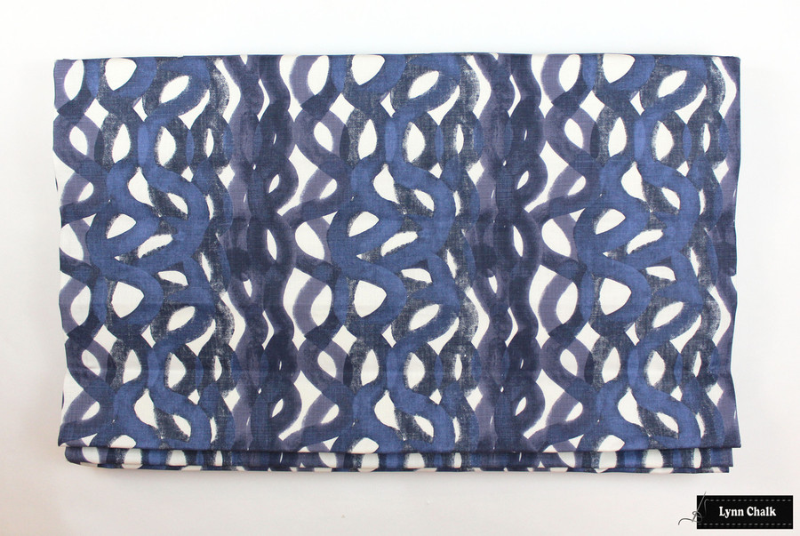 Christopher Farr Fathom Custom Pillows (shown in Indigo-comes in other colors)