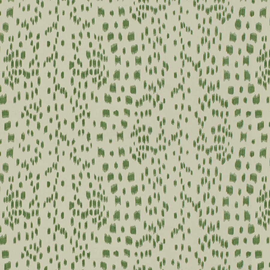 Les Touches in Green