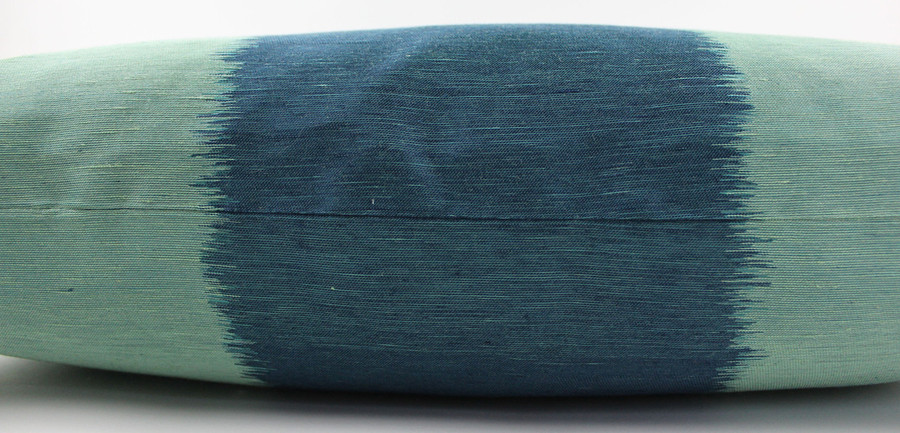 Celerie Kemble Bagan in Absinthe (On Both Sides) Pillow Covers