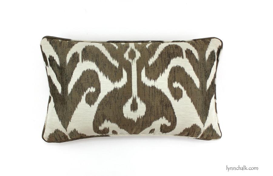 Dedar Ikat 12 X 20 Pillow in 9008/02