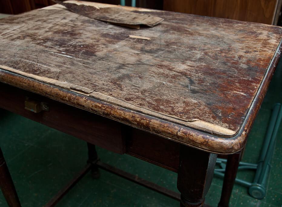 - Replacing / Removing Wood Veneer